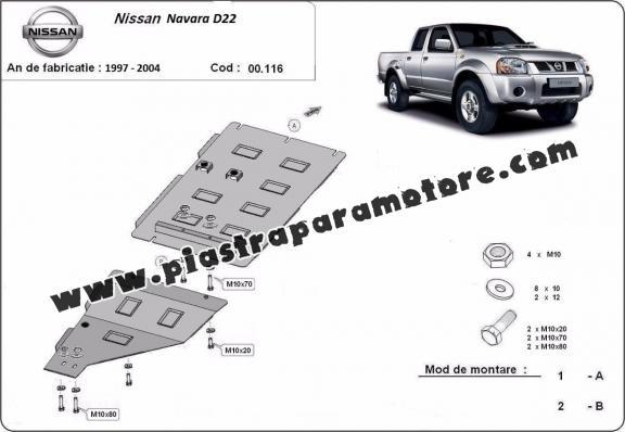 radiatore nissan navara d22 nissan navara wiring loom diagram nissan navara piastra paramotore di acciaio