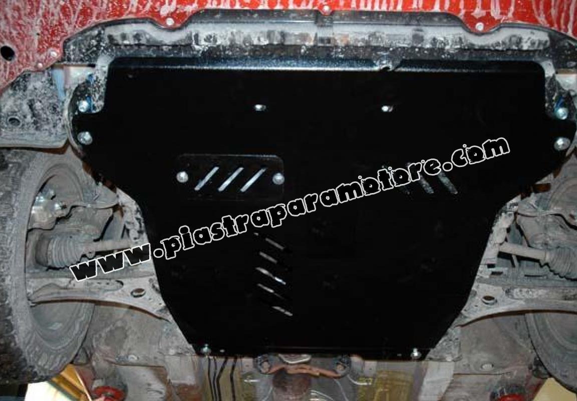 Protezione Sottoscocca protezione del motore Piastra di protezione copertura motore audi